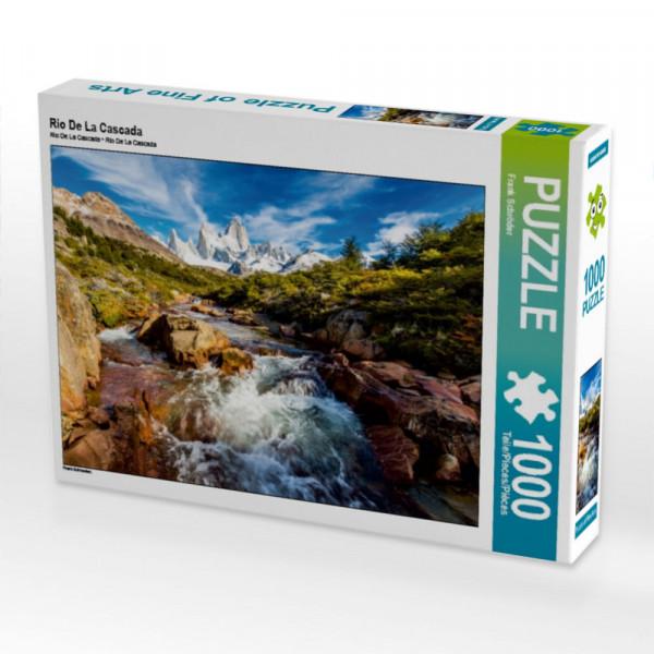 Puzzle Rio De La Cascada