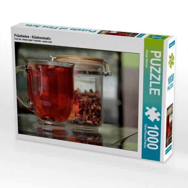 Puzzle Früchtetee - Küchenmotiv