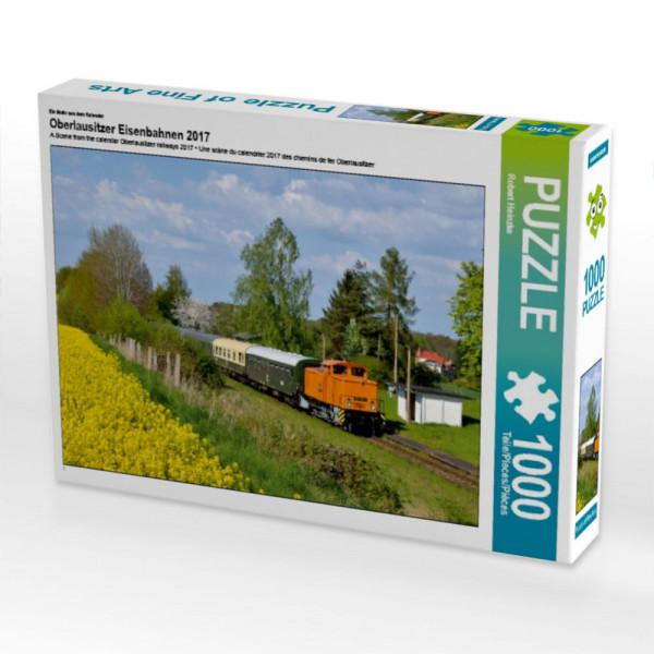 Puzzle Oberlausitzer Eisenbahnen 2017