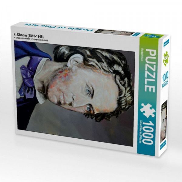 Puzzle F. Chopin 1810-1849