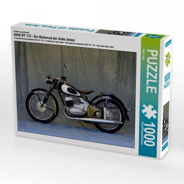 Puzzle DKW RT 175 - Ein Motorrad der Auto Union