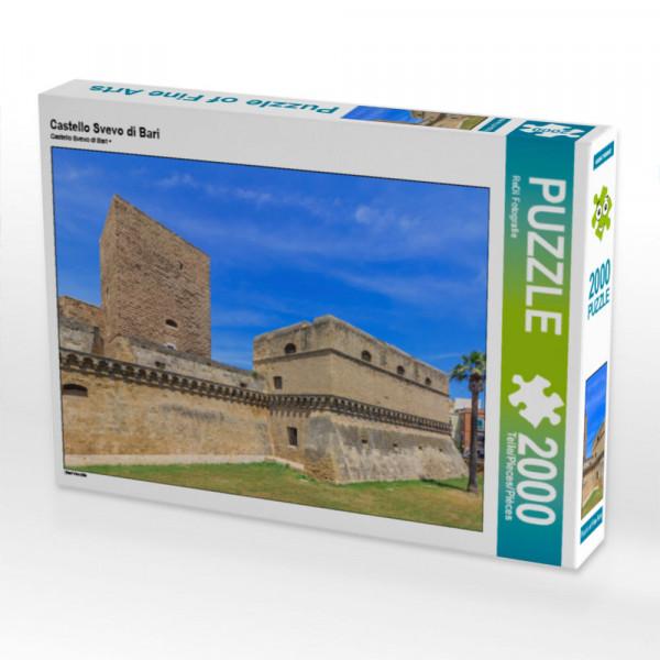 Puzzle Castello Svevo di Bari Foto-Puzzle Bild von Fotografie ReDi