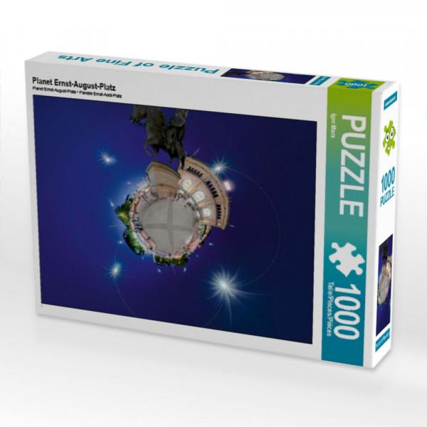 Puzzle Planet Ernst-August-Platz