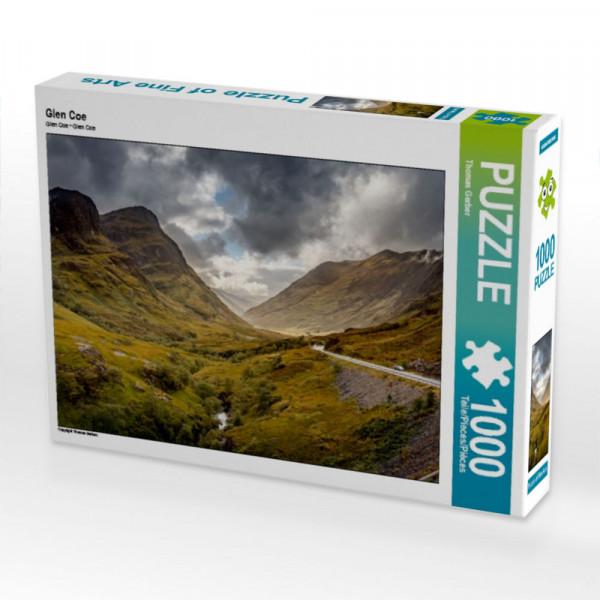 Puzzle Glen Coe