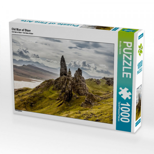 Puzzle Old Man of Storr
