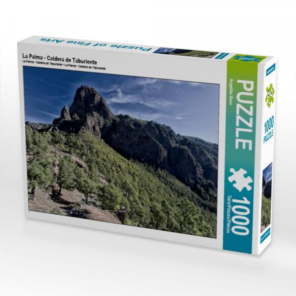 Puzzle La Palma - Caldera de Taburiente
