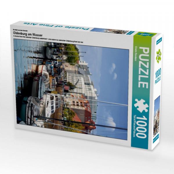 Puzzle Oldenburg am Wasser