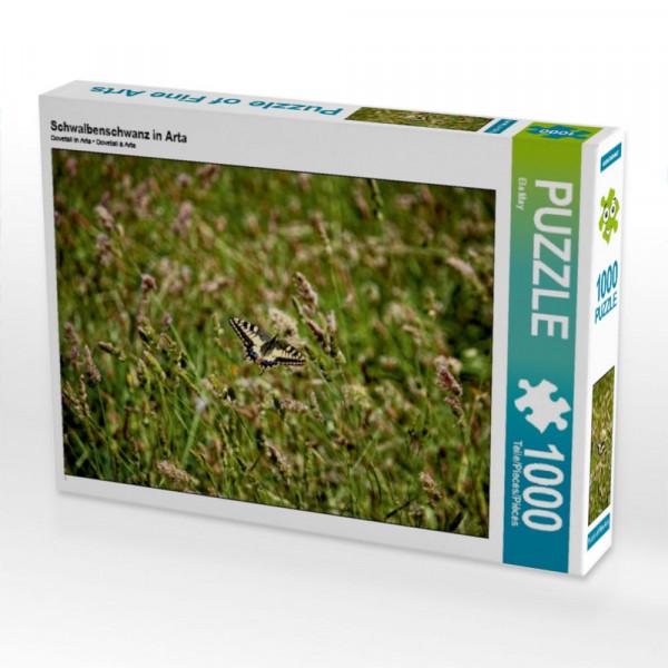 Puzzle Schwalbenschwanz in Arta
