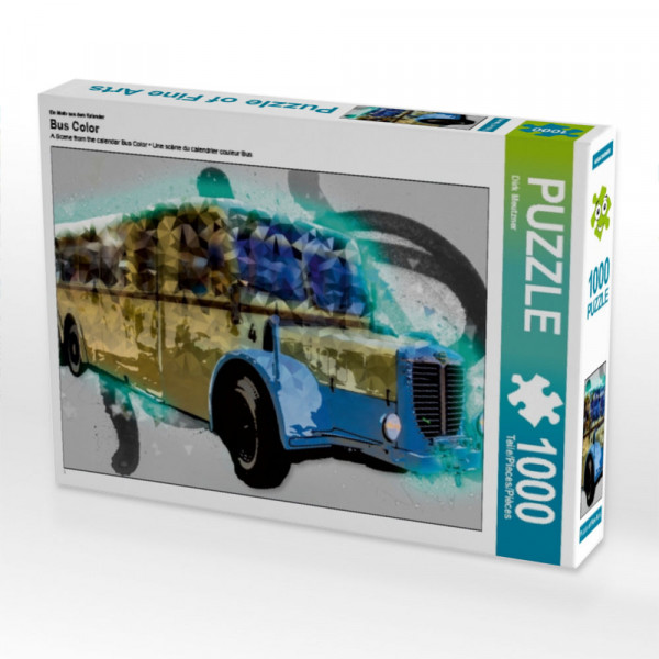 Puzzle Bus Color