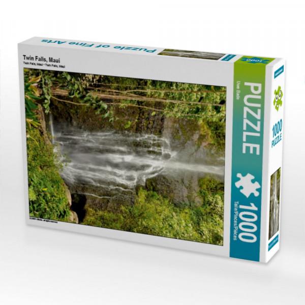 Puzzle Twin Falls Maui