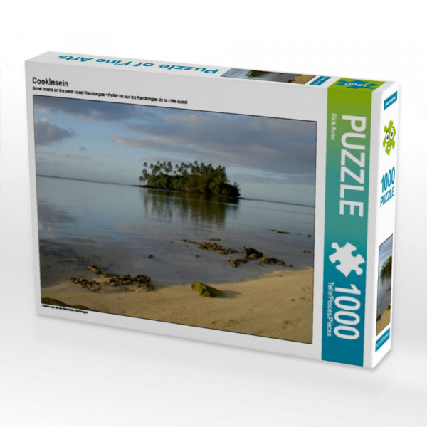 Puzzle Cookinseln