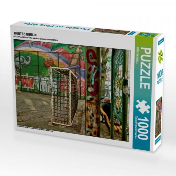 Puzzle BUNTES BERLIN