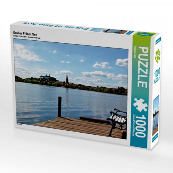 Puzzle Großer Plöner See