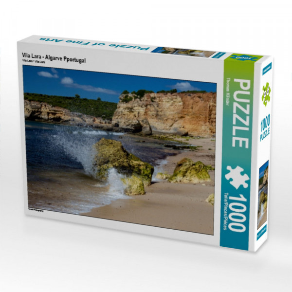 Puzzle Vila Lara - Algarve Pportugal