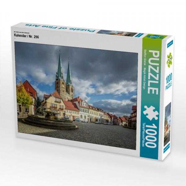 Puzzle Kalender / Nr. 296
