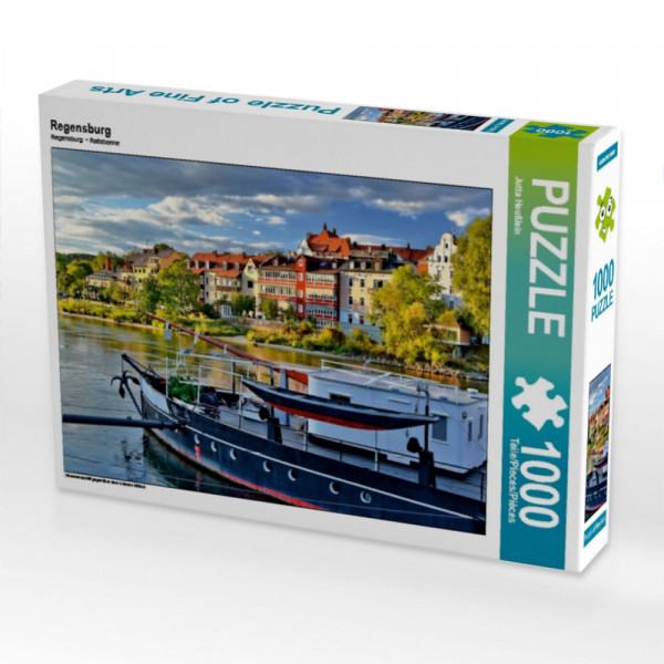 Puzzle Regensburg