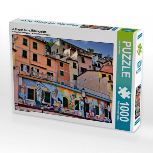 Puzzle Le Cinque Terre Riomaggiore