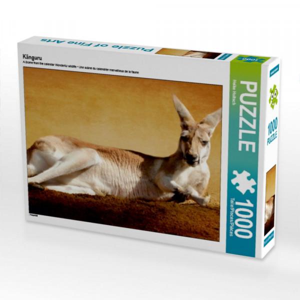 Puzzle Känguru
