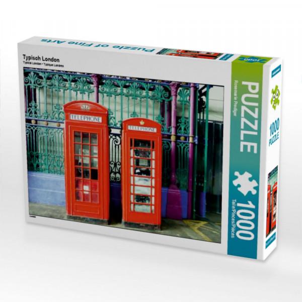 Puzzle Typisch London