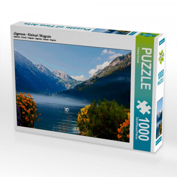 Puzzle Jägersee - Kleinarl /Wagrain