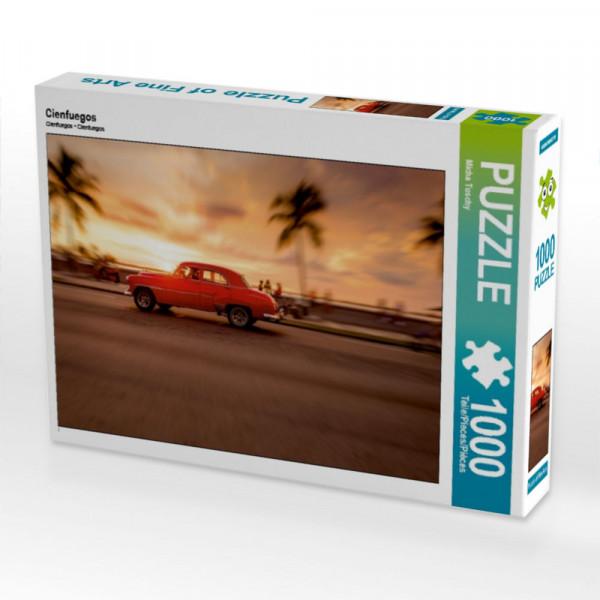 Puzzle Cienfuegos