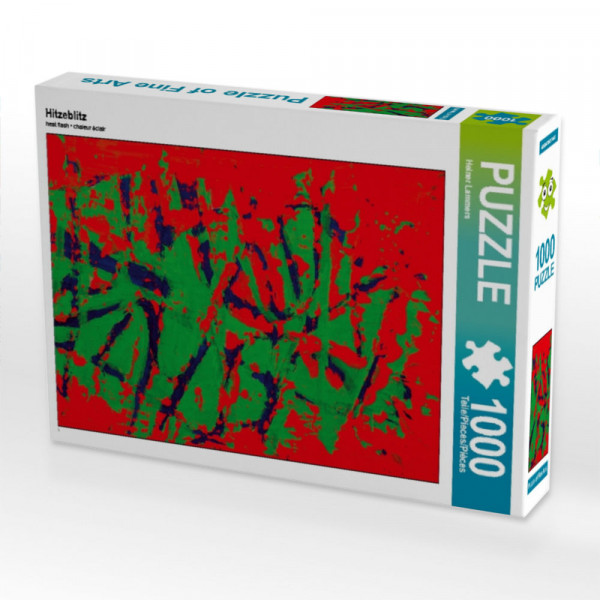 Puzzle Hitzeblitz