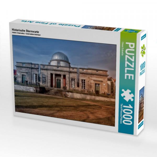Puzzle Historische Sternwarte