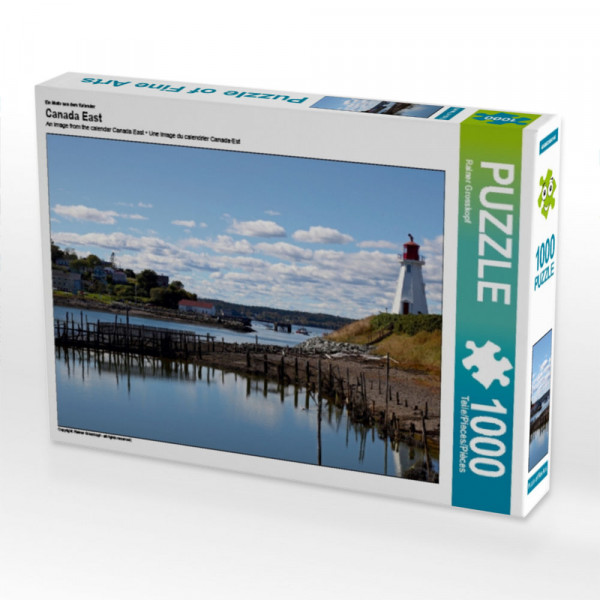 Puzzle Canada East