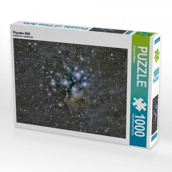 Puzzle Plejaden M45