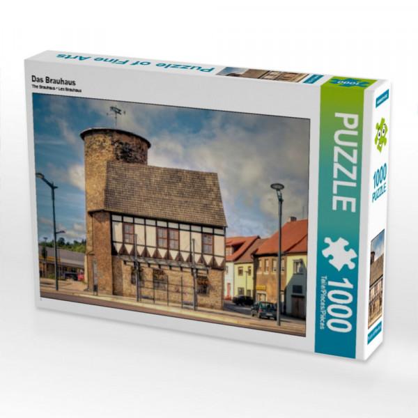 Puzzle Das Brauhaus