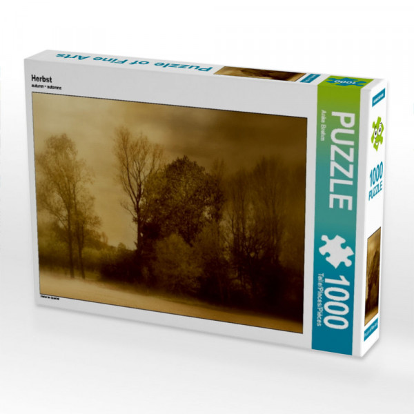 Puzzle Herbst