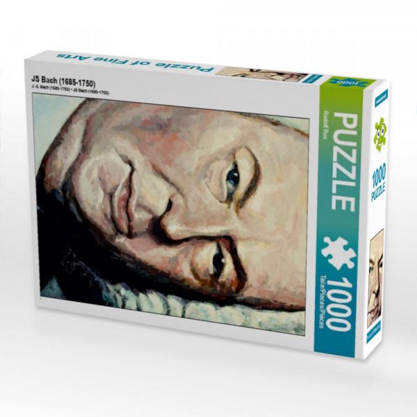 Puzzle JS Bach 1685-1750
