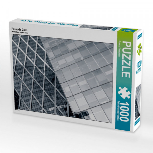 Puzzle Fassade Caro
