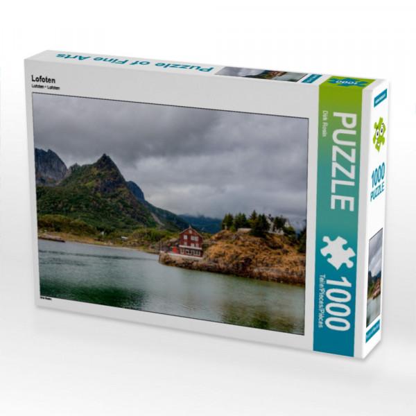 Puzzle Lofoten