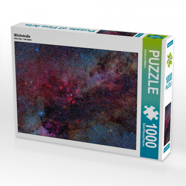 Puzzle Milchstraße