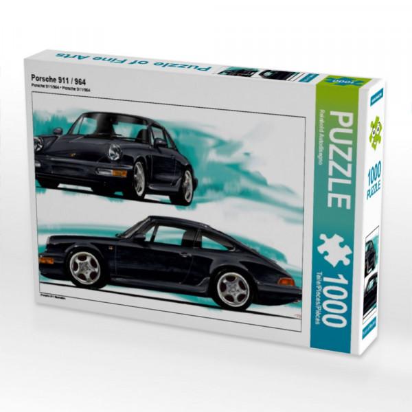 Puzzle Porsche 911 / 964