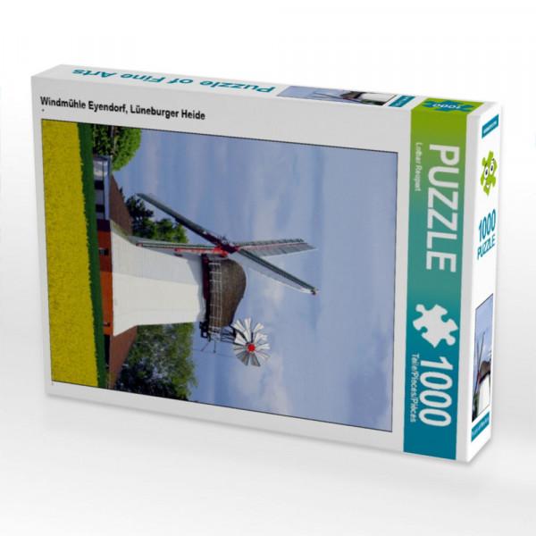 Puzzle Windmühle Eyendorf Lüneburger Heide